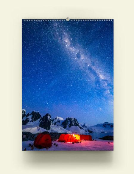 Calendrier A3 Premium / Antarctique