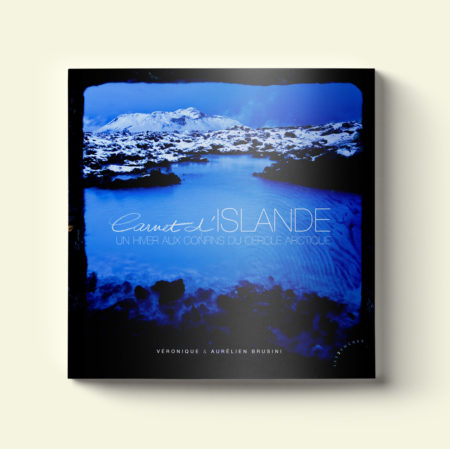 Carnet d'Islande - un hiver aux confins du cercle arctique, couverture