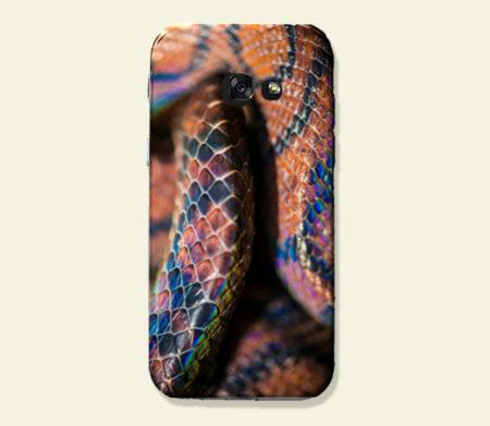 Coque smartphone Boa arc-en-ciel