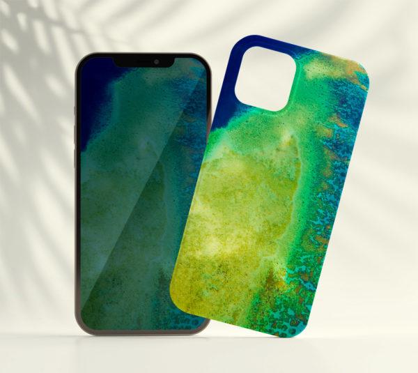 Coque smartphone Barrière de corail