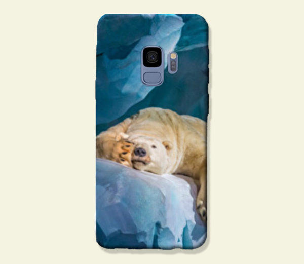 Coque smartphone Ours polaire