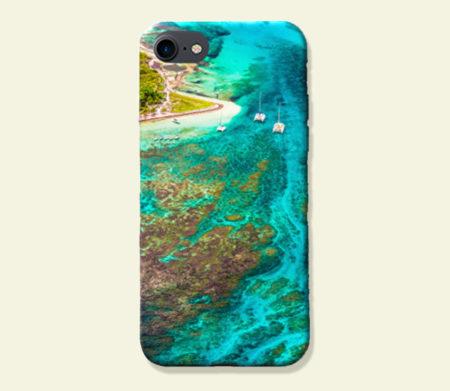 Coque smartphone Lagoon