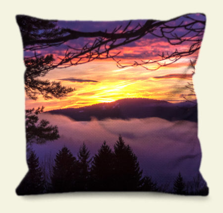 Coussin Sunset