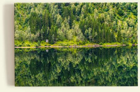 Cabane du pêcheur (Norvège)