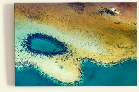 Palette de l'artiste (Madagascar)