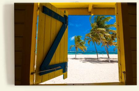 Fenêtre Caraïbes (La Désirade, Guadeloupe)