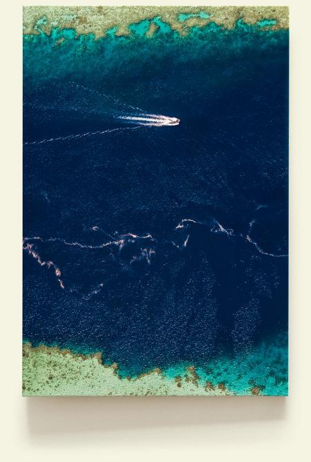 Cabotage en Passe en S (Mayotte)