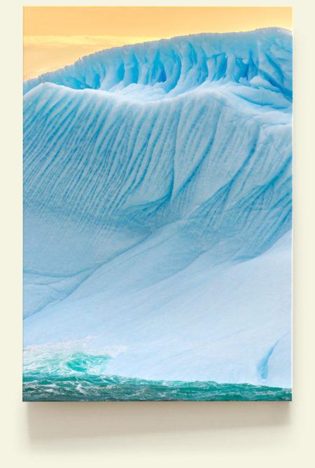 De feu et de glace (Antarctique)
