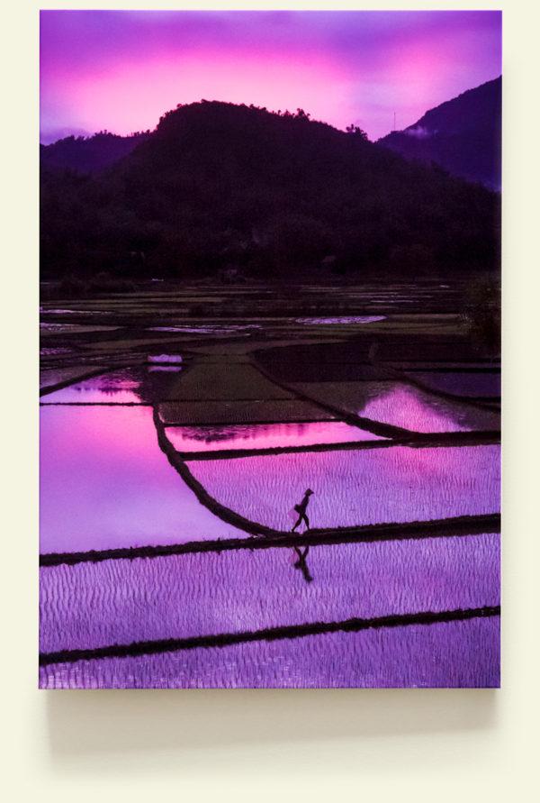 Sunset Mai Châu (Vietnam)